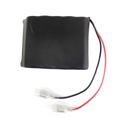 Image: 12V 3700 mAh NiMH Battery for Vehicle Mount