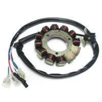 Image: Honda XR650R 200 watt Stator assembly