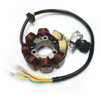 Image: Honda CRF150F 150 Watt Stator Assembly '03-'05