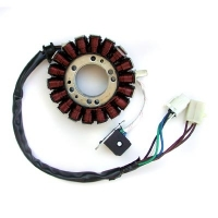 Image Category: Kawasaki KFX400 Stator Assembly