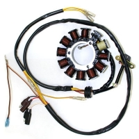 Image Category: Polaris Magnum 500 EB Stator, '01