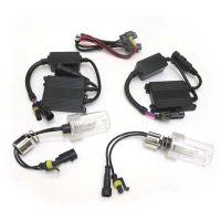 Image Category: YFZ450 H6 HID Bulb & Ballast kit