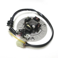 Image: Yamaha YZ250F 35 watt lighting stator assembly, 2003-2013