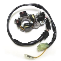 Image: Yamaha YZ450F 35 watt lighting stator assembly, '06-'09
