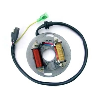 Image Category: Kawasaki KDX200, 80 watt  Stator, 1983-1985